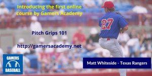 Matt Whiteside - Texas Rangers-2